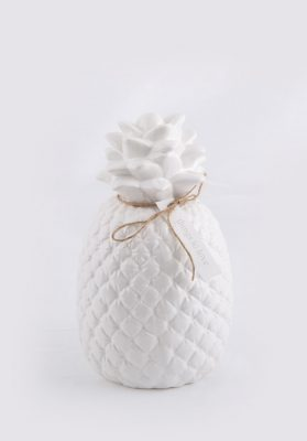 white pineapple small