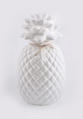 white pineapple large