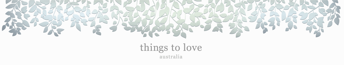 Things To Love